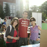 Quad Club Fair, Sep 12, 2009