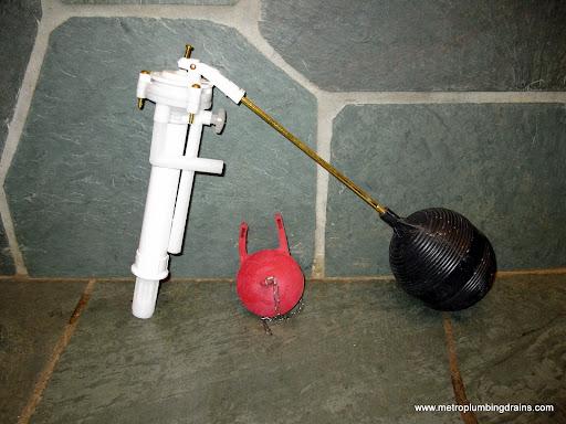 Toilet Tank Repair