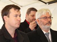 05 Mészáros Attila, az MNKH ipolysági irodájának a vezetője és Skapinyecz Péter, a MNKH igazgatója.jpg