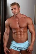 Bodybuilder Kane Griffin