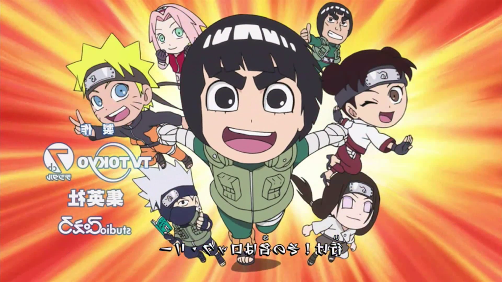 Xem phim Naruto SD: Rock Lee no Seishun Full-Power Ninden - Rock Lee & His Ninja Pals Vietsub