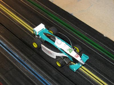 Pete Dorn #26 Spehert Autosport