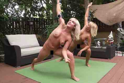 Hot naked argentine women