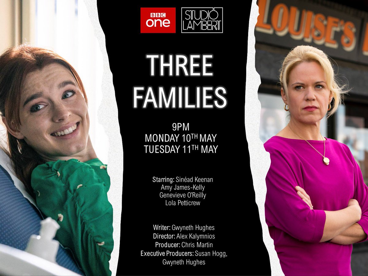 Three Families BBC One