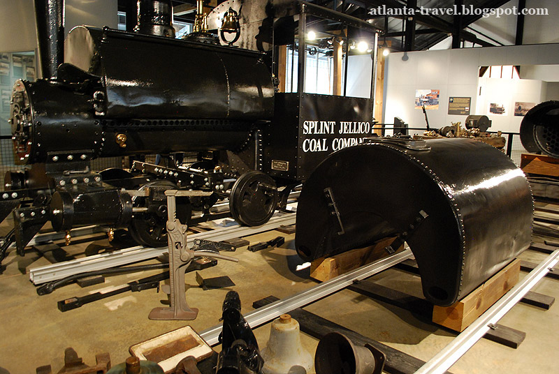 Locomotive History Southern Museum