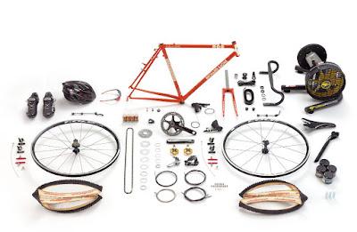 Daftar Istilah Komponen Sepeda yang Perlu Anda Ketahui
