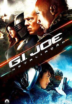 Filme Poster G.I. Joe 2: Retaliação R5 XviD Dual Audio & RMVB Dublado