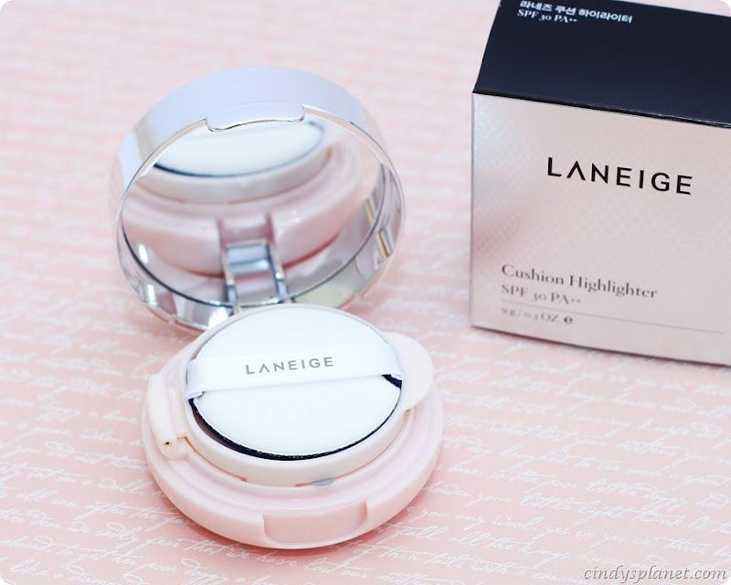 laniege cushion review9
