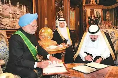 Delhi and Riyadh Declarations :  India and Saudi Arabia ties