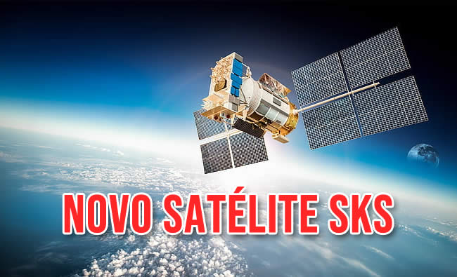 Novo Satelite SKS Star One D1