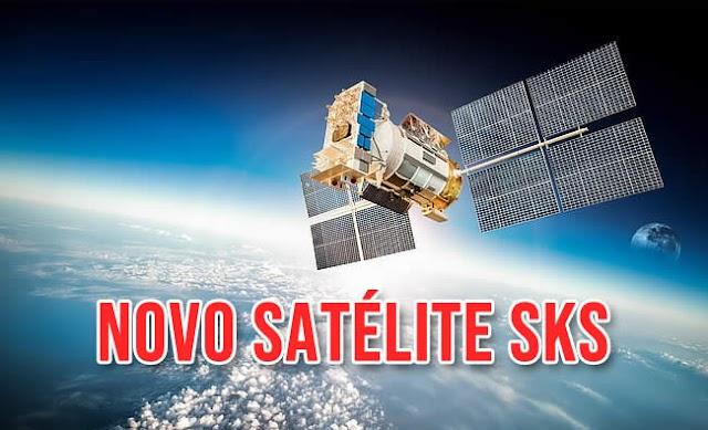 Novo Satélite de Keys SKS em Testes na Tocomsat - 10/03/2021