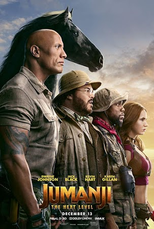 Poster Of Jumanji: The Next Level 2019 In Hindi Bluray 720P Free Download