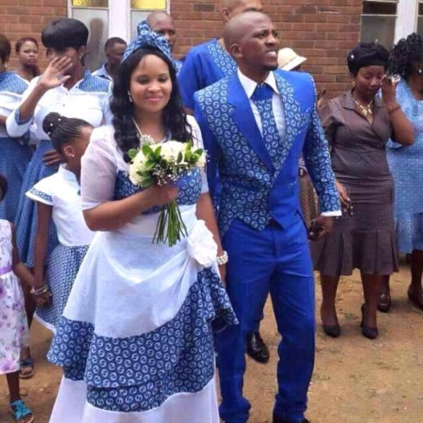 Cultural Wedding Dresses For Tswana Wedding Dresses