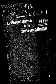 Cover of Papus's Book L'Occultisme et le Spiritualisme (1902,in French)