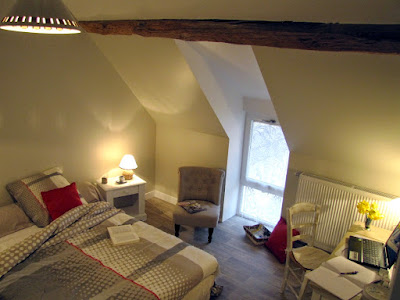 La Bertignote gite Raveau chambre2