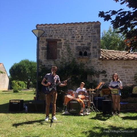 French Village Diaries Ecole de Musique Pays Mellois