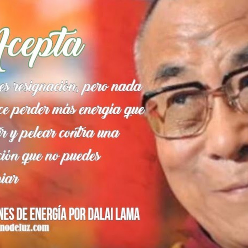 Dalai Lama los ladrones de energia