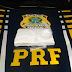 PRF prende passageiro de táxi com cocaína avaliada em R$ 100 mil, na PB