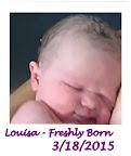 Welcome Louisa
