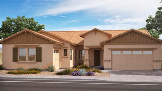 Stanford floor plan in Destiny Series by Lennar Homes in Layton Lakes Gilbert AZ 85297