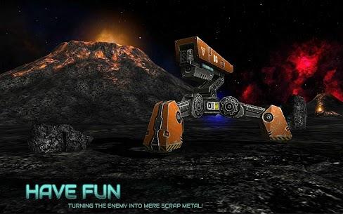 Robot War – ROBOKRIEG 5