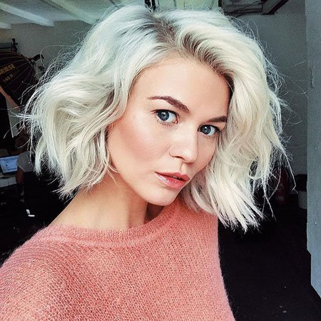 30 Top Blonde Bob Hairstyles For Women In Their 30s