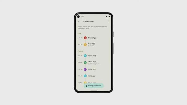 أهم ميزة في Android 12:  كيف تمنع التطبيقات من تتبعك؟