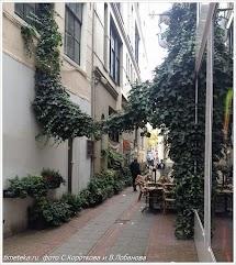 Амстердам. Уличные фишки