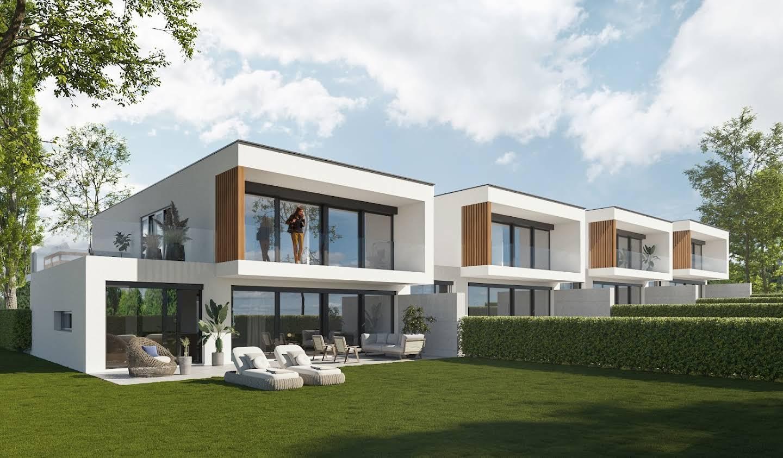 Maison contemporaine avec jardin Collonge-Bellerive
