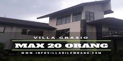 Villa Untuk Rombongan