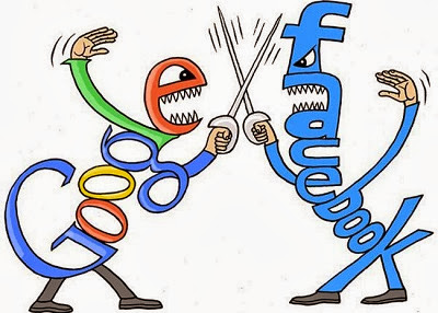 Google se le adelanta a Facebook en la lucha por el dominio de la industria publicitaria