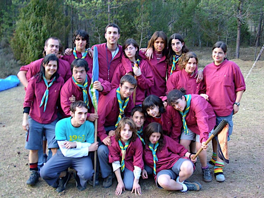 Campaments amb Lola Anglada 2005 - CIMG0281.JPG