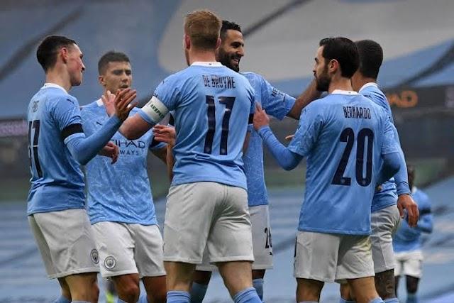 F A CUP : Man City Defeats Birmingham 3-0 To Reach Fourth Round