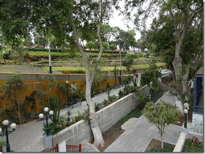 Park in Barranco