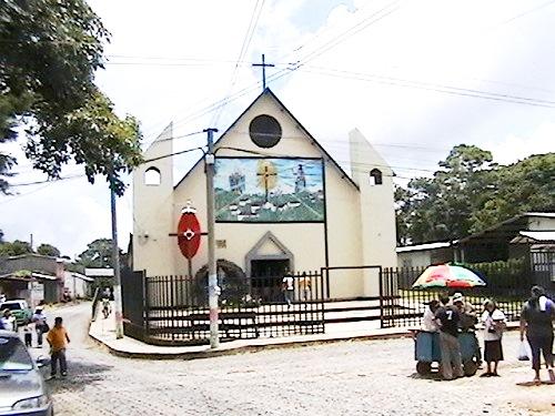 Comasagua, La Libertad, El Salvador
