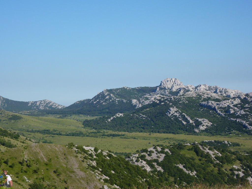 Velebitski planinarski put, 19. - 27.6.2014.