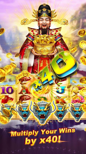 Real Macau 3: Dafu Casino Slots apktreat screenshots 1