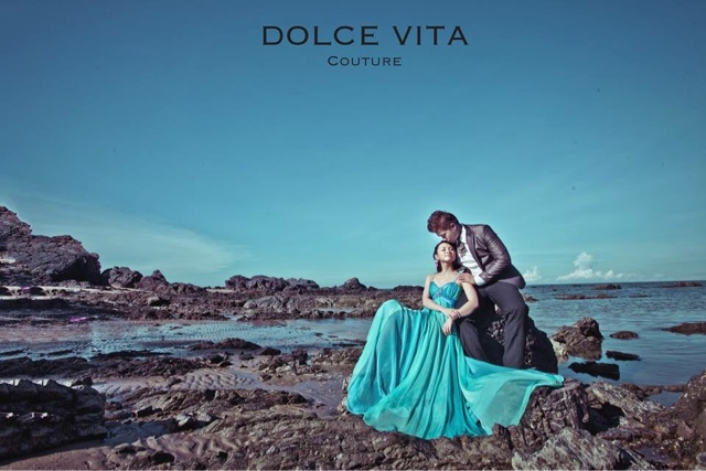 Wedding blog 1 dolce vita couture jb city square bridal for Classic bridal house johor