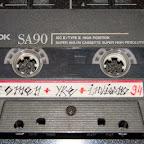 Cassette Polaco, Morros y Bafomeus / Invierno 94