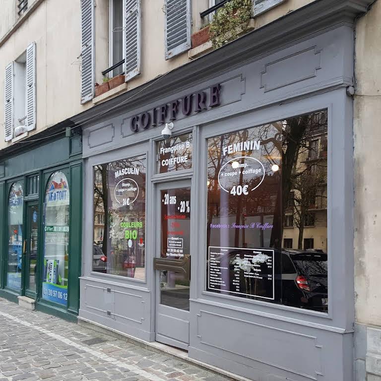 Francoise B Coiffure Salon De Coiffure A Versailles