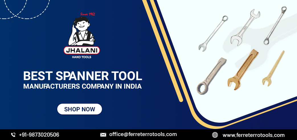 spanner tool manufacturers in India