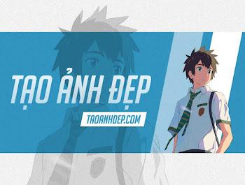 Tạo ảnh bìa facebook với các nhân vật trong anime