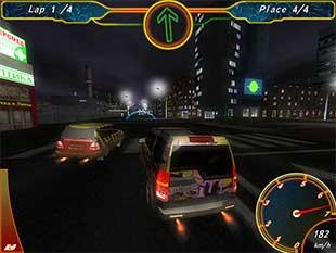لعبة القيادة  Street Racing 4x4