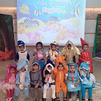 Fancy Dress Event by Playgroup Afternoon Section at Witty World, Chikoowadi (2018-19)