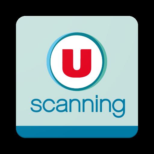 U Scanning Icon