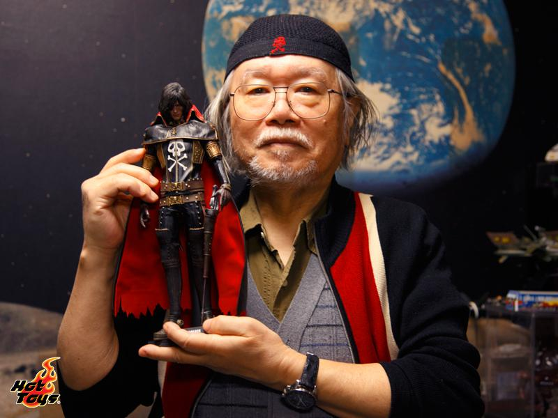 Leiji Matsumoto1 and Captain Harlock 2013