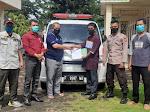 PT. SHL (Sukamulya Hijau Lestari) Serahkan Bantuan Berupa Mobil Ambulance Kepada Pihak Pemdes Sukamulya