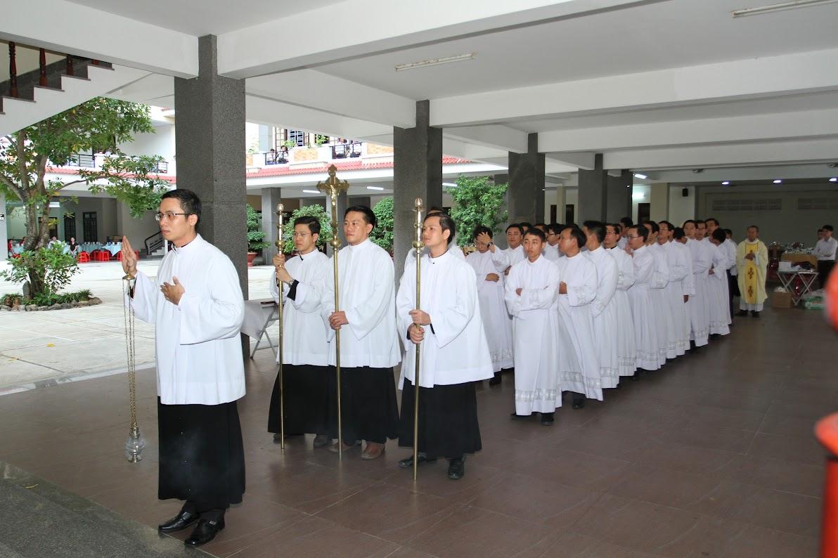Lễ Phong Chức Phó Tế tại Toà Giám Mục Nha Trang
