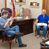 7-26-16 Oklahoma Secretary of State visit