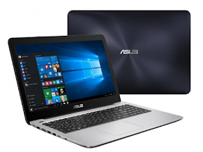 ASUS  R558UJ Drivers  download